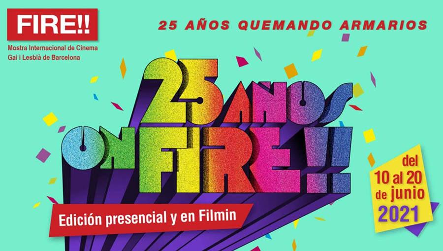 Mostra FIRE!! Muestra internacional de cine LGBTQ de Barcelona