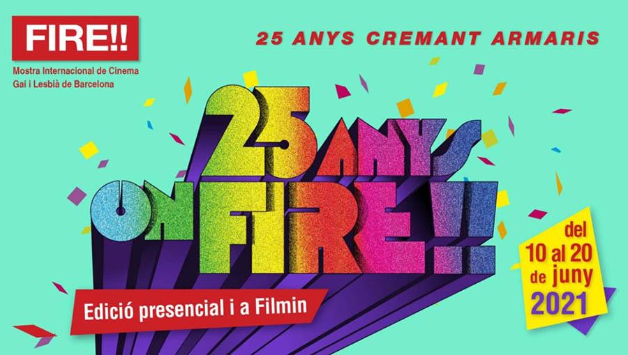 Mostra FIRE!! Mostra Internacional de Cinema LGBTQ de Barcelona