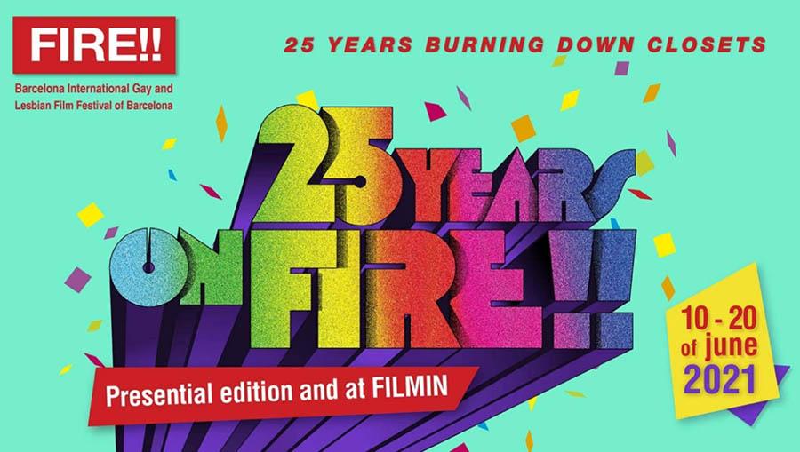 MOSTRA FIRE!! - International LGBTQ Film Festival of Barcelona