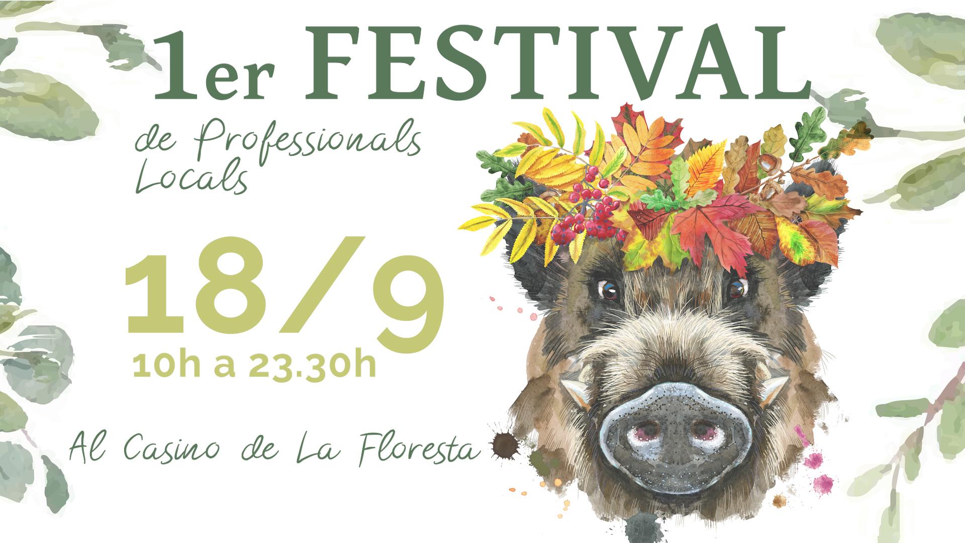 SPOT 1er Festival de Profesionales Locales