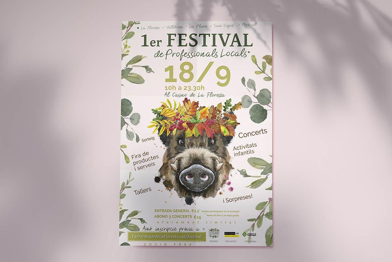 1er Festival de Profesionales Locales